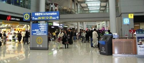 Incheon International Airport, Seoul (Image credit – Kanchi1979/Wikimedia Commons)