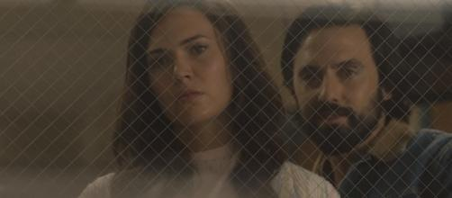 Jack and Rebecca Pearson/ Image credit - This Is Us channel on YouTube
