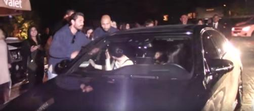 Kendall Jenner And Scott Disick Get Close At Brother Rob's Bday Celebration - Image credit - X17onlineVideo | YouTube