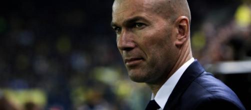 La palabra crisis no existe en el Real Madrid': Zinedine Zidane ... - noticiasflash.co