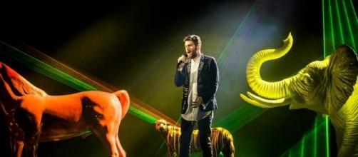 Lorenzo Licitra protagonista del secondo live di X Factor