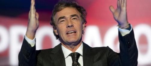 Massimo Giletti attuale conduttore di La7 - agenpress.it