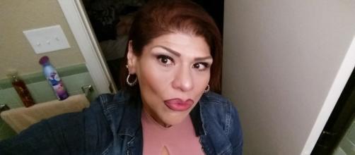 """My 600-lb Life"" Angelika Pacheco, aka Laura Perez flaunts shocking weight loss. [Image via Youtube TLC]"