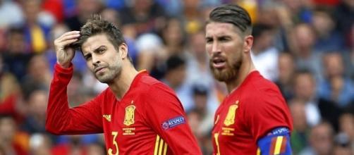 Real Madrid : Le surnom génial qu'a donné Ramos à Piqué !