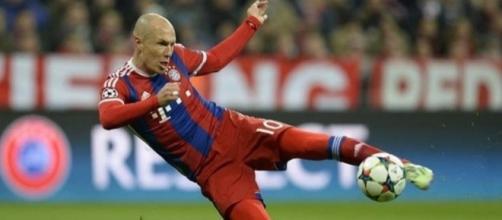 Robben uno de los mejores jugadores del mundo