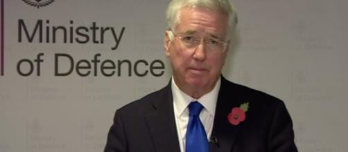 The DS M Fallon resigns. Image credit - The Ritchie Allen Show | YouTube