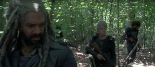 'The Walking Dead' Season 8 Episode 2 Easter Egg / Image via Daryl Dixon, YouTube Screencap