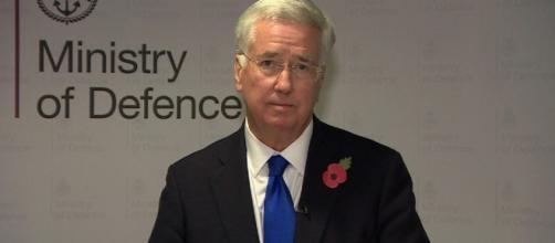 Theresa May picks Gavin Williamson as Sir Michael fallons replacement