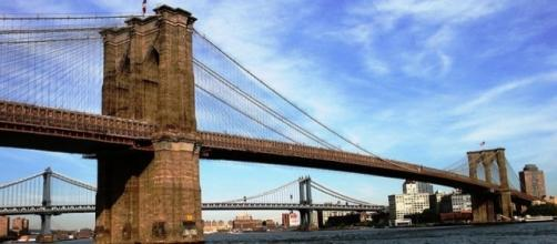 View of Brooklyn Bridge from Manhattan (Image credit: Ankur Agarwal, Wikimedia Commons)