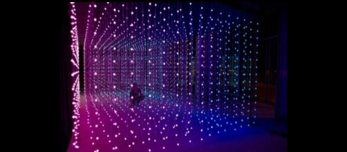 Visual Art Week, luz y tecnología en el DF | Glamour Mexico - glamour.mx