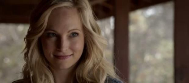 Caroline Forbes-Salvatore (Candice King) irá aparecer na última temporada de The Originals (Foto: CW)