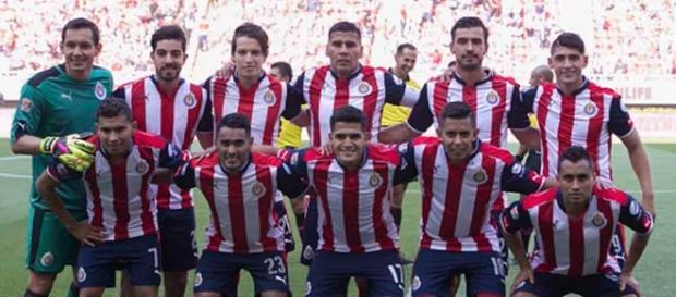 Chivas revela los nombres de los jugadores que NO seguirán en Chivas - com.mx