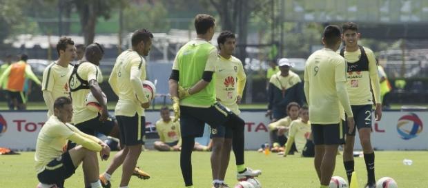 El Club América recupera por fin al brasileño William Da Silva