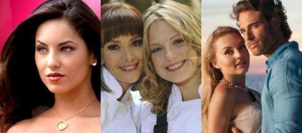 Novelas são classificadas de acordo com suas histórias - Fotos: Televisa Espectáculos