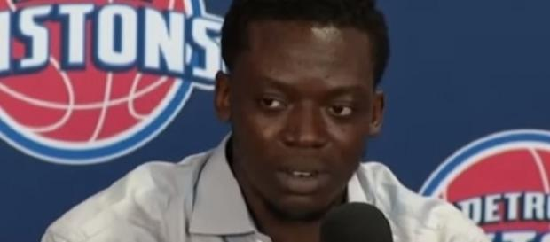Reggie Jackson is averaging 16.4 points per game for the Pistons (Image Credit: pistonsforum/YouTube)