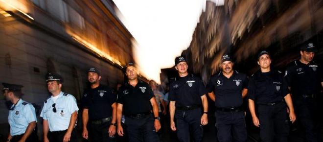 Ser polícia é ter profissão de risco