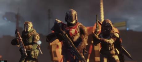 Destiny 2 - Official Launch Trailer [Image Credit: destinygame/YouTube screencap]