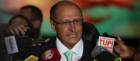 Geraldo Alckmin concedeu entrevista sobre o cenário das eleições 2018