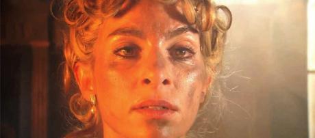 Una Vita: Cayetana soap opera.