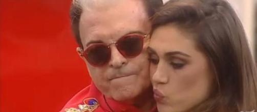 Cecilia Rodriguez e Cristiano Malgiolgio prima del verdetto al Grande Fratello Vip