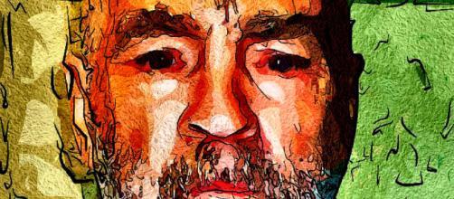 """Charles Manson the leader of murderous """"Manson Family"""" -Bill Strain via Flickr"""