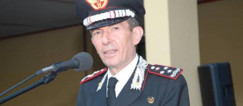 Il generale Leonardo Gallitelli, quando era comandante generale dell'Arma dei Carabinieri - coni.it