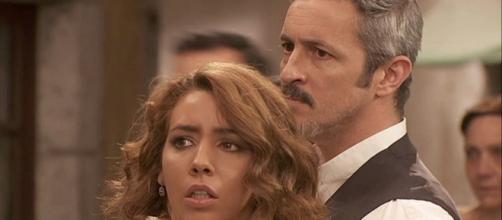 Il segretyo: Emilia ed Alfonso