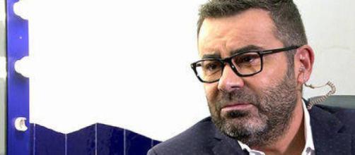 Jorge Javier Vázquez, muy enfadado.