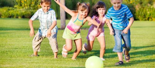 Juegos como el fútbol no son sólo cosas de niños