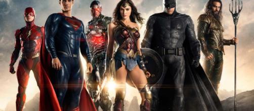 La Liga de la Justicia ya se encuentra en cines