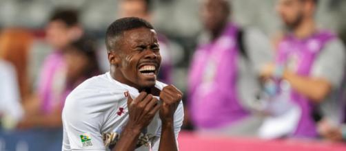 Matheus Alessandro pode ser titular contra o Sport (Foto: Globo.com)