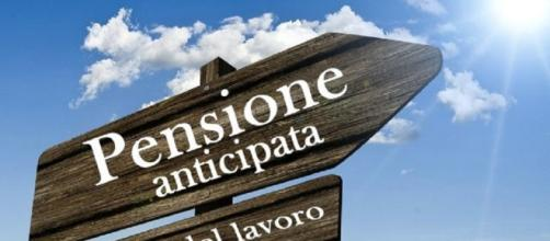 Pensione anticipata e correttivi del Governo