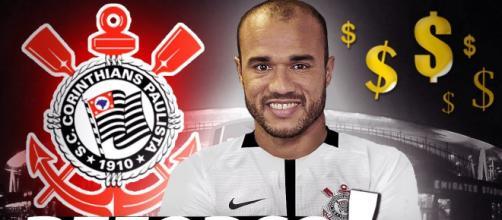 Roger - novo reforço do Corinthians