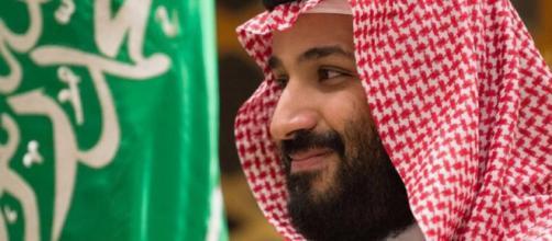 Saudi Crown Prince Mohammad bin Salman Image credit Youtube.com