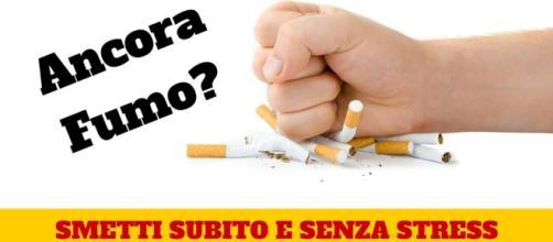 Smettere di fumare con l'aiuto della respirazione