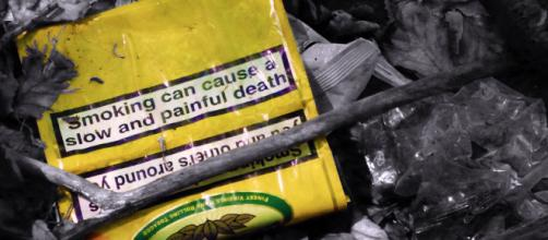 Smoking can cause a slow and painful death [image credit: rosscrawford / Flickr]