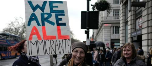 We are all immigrants - Image via Alisdare Hickson, Flicker