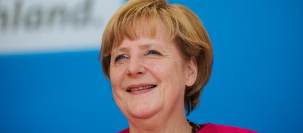 Absolutely nothing to laugh about now Angela (Picture Wikimedia.org)