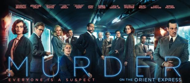 Assassinio sull'Orient Express - Locandina Film