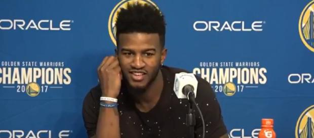 Bell talking after Warriors win over Chicago.. - [ViralVista / Youtube screencap]
