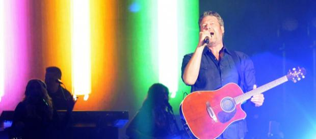 Blake Shelton's team will perform during tonight's live episode of 'The Voice.' DoD Warrior Games/Wikimedia