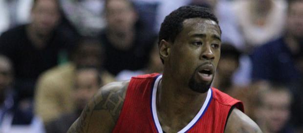 DeAndre Jordan is averaging 10.1 points this season (Image Credit: Keith Allison/WikiCommons)
