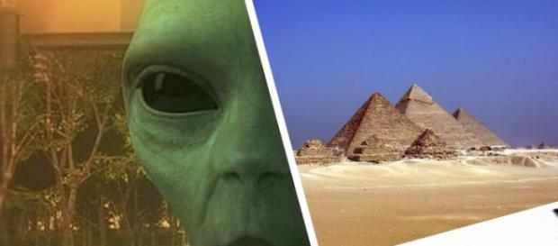 Egitto trovati segni alieni? La spiegazione è diversa.