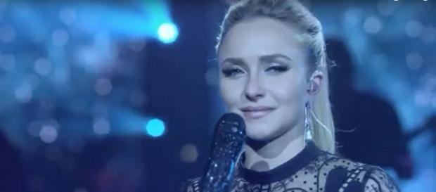 "Hayden Panettiere returns as the fiery Juliette Barnes for Season 6, the final ""Nashville"" season on CMT. [Photo via CMT/YouTube"
