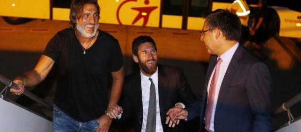 Messi no quiere a Griezmann y pide a un objetivo del Madrid en su lugar