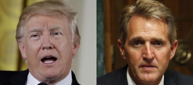 Will our future leaders emulate Donald Trump or Jeff Flake? - washingtonexaminer.com