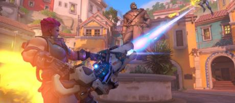 "Five ""Overwatch"" heroes nerfed by the latest change. Image Credit: Blizzard Entertainment"