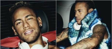 Neymar faz ensaio mega sensual para fotógrafo peruano
