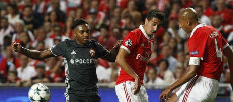 O Benfica procura os primeiros pontos na Liga dos Campeões 2017/18