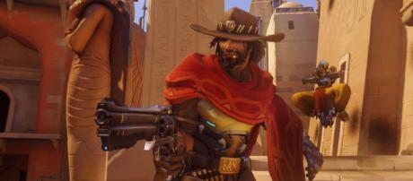 "One McCree tip against every ""Overwatch"" hero. Image Credit: Blizzard Entertainment"